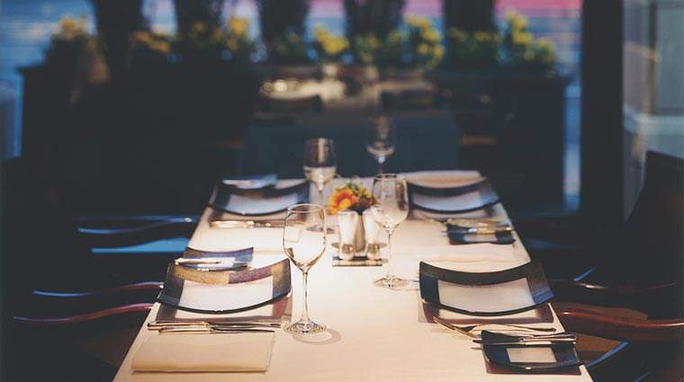 Property ParkHyattToronto Hotel Restaurant Dining CreditHyattCorporation