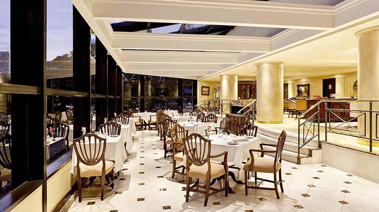 Property ParkTowerBuenosAires Hotel Dining StRegisRestaurant2 StarwoodHotels&ResortsWorldwideInc