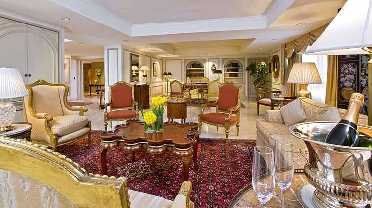 Property ParkTowerBuenosAires Hotel GuestroomSuite StRegisSuiteLivingRoom StarwoodHotels&ResortsWorldwideInc