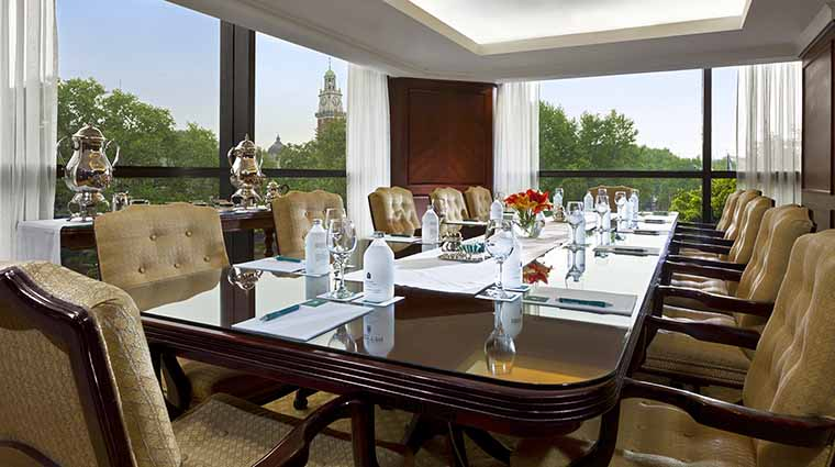 Property ParkTowerBuenosAires Hotel PublicSpaces CeiboBoardroom StarwoodHotels&ResortsWorldwideInc