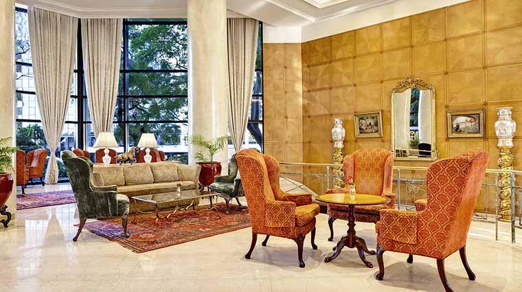 Property ParkTowerBuenosAires Hotel PublicSpaces LobbyLounge StarwoodHotels&ResortsWorldwideInc