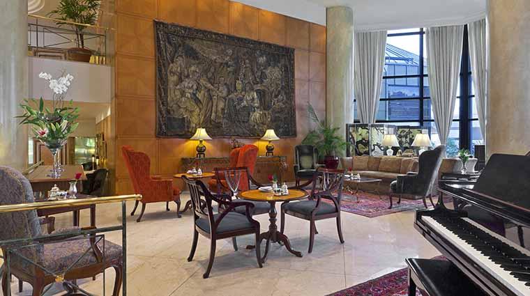 Property ParkTowerBuenosAires Hotel PublicSpaces LobbyLounge2 StarwoodHotels&ResortsWorldwideInc