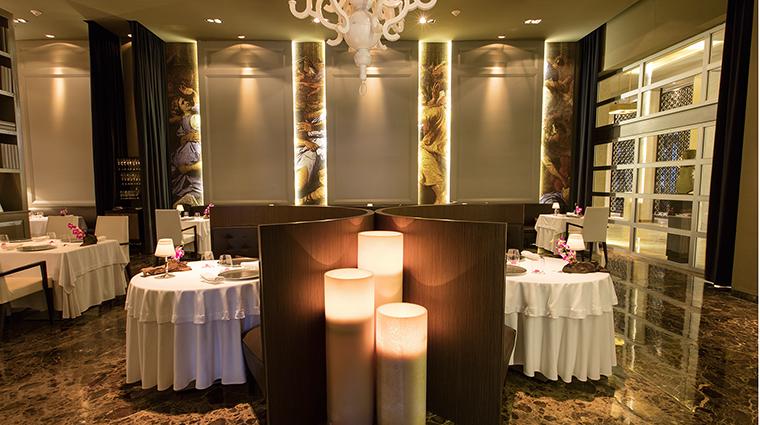 Property PassionbyMartinBerasategui Restaurant Dining DiningRoom MeliaHotelsInternational