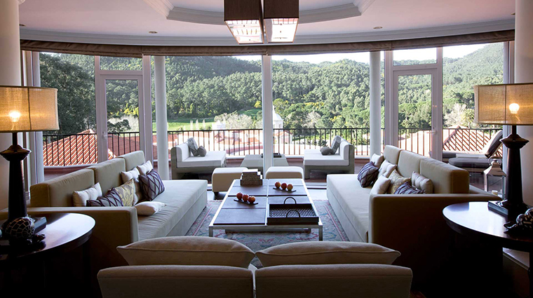 Property PenhaLongaResort Hotel GuestroomSuite PresidentialSuiteLivingRoom PenhaLongaResorts