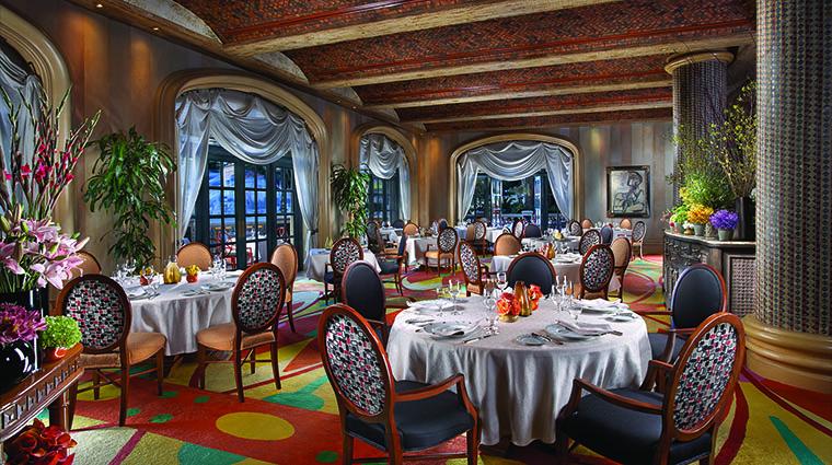 Property Picasso Restaurant Dining DiningRoom MGMResortsInternational