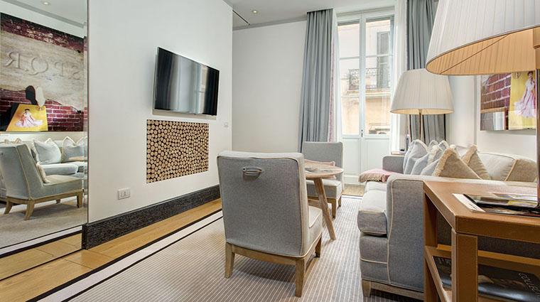 Property PortraitRoma Hotel GuestroomSuite JuniorSuite LungarnoAlberghiSrl
