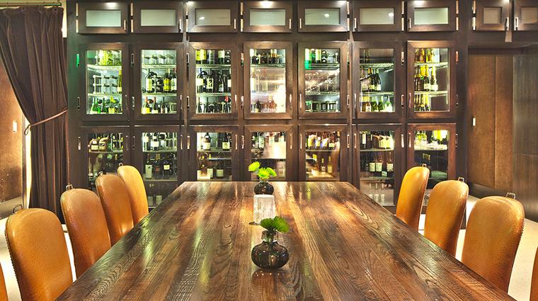 Property Powder Restaurant WineArea HiltonWorldwide