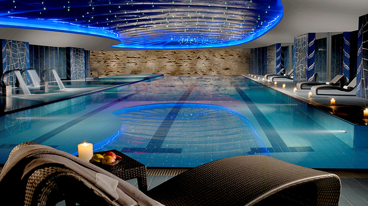 Property PrinceSpa Spa Pool ParcodeiPrincipiGrandHotel&Spa