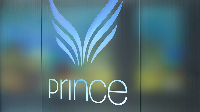 Property PrinceSpa Spa SpaSignage ParcodeiPrincipiGrandHotel&Spa