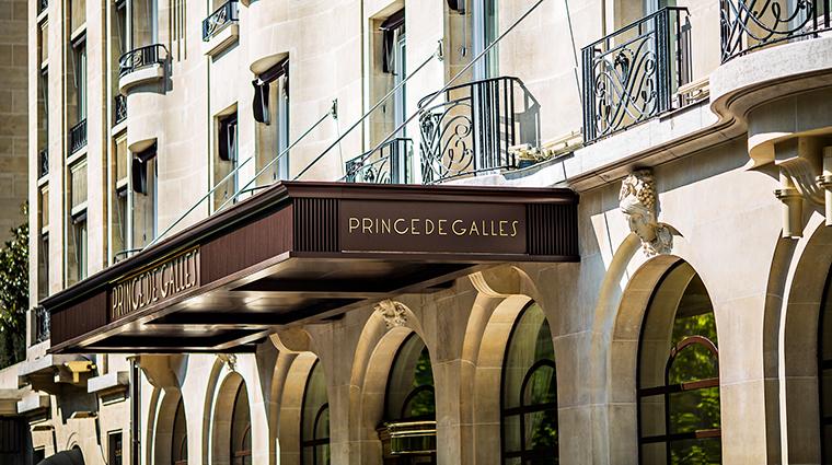 Property PrincedeGalles Hotel Exterior ExteriorSignage2 StarwoodHotels&ResortsWorldwideInc