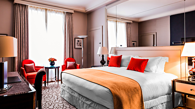 Property PrincedeGalles Hotel GuestroomSuite ArtDecoRoom StarwoodHotels&ResortsWorldwideInc