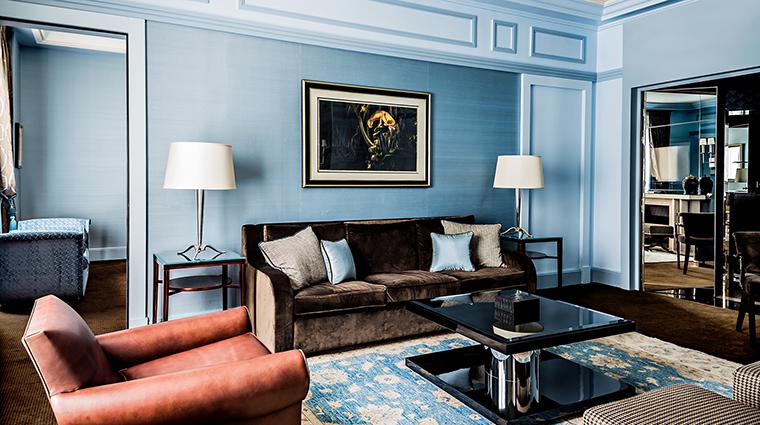 Property PrincedeGalles Hotel GuestroomSuite MakassarSuiteLivingRoom2 StarwoodHotels&ResortsWorldwideInc