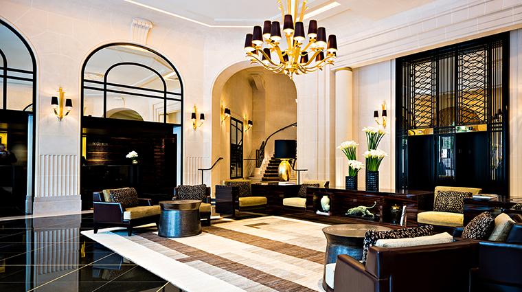 Property PrincedeGalles Hotel PublicSpaces Lobby StarwoodHotels&ResortsWorldwideInc