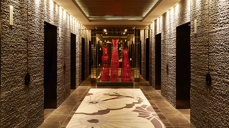 Property QinTheSpa Spa ElevatorBank FourSeasonsHotelsLimited