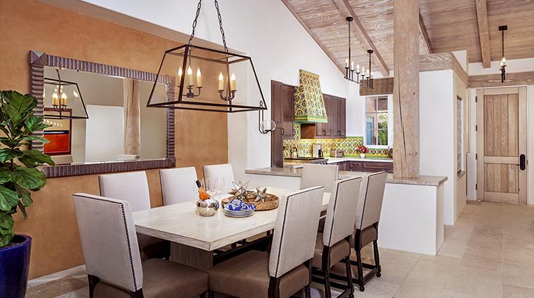 Property RanchoValenciaResort&Spa Hotel GuestroomSuite VillaKitchen RanchoValenciaResort&Spa