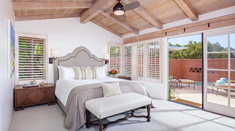 Property RanchoValenciaResort&Spa Hotel GuestroomSuite VillaMasterBedroom RanchoValenciaResort&Spa