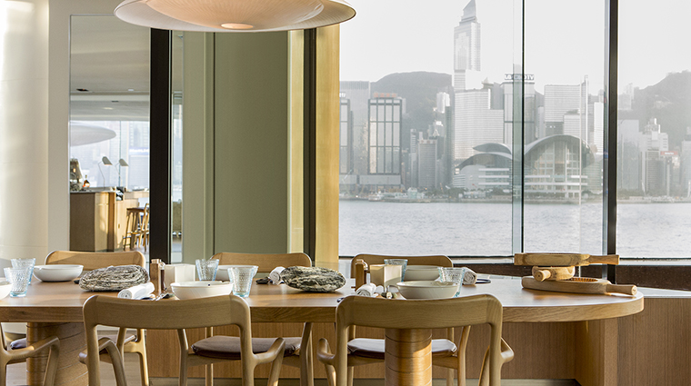 Property RechbyAlainDucasse Restaurant Dining Interior InterContinentalHotelsGroup