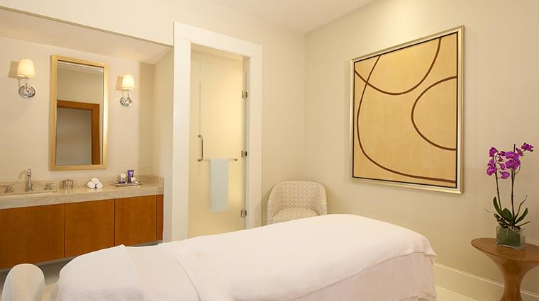 Property RemedeSpaatStRegisDoha Spa TreatmentRoom2 MarriottInternationalInc