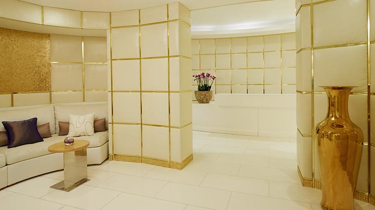 Property RemedeSpaatStRegisDoha Spa WelcomeLounge MarriottInternationalInc