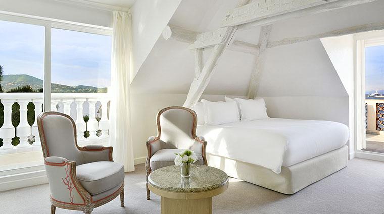 Property ResidencedelaPinede Hotel GuestroomSuite JuniorAtelierSuitewithSeaview ResidencedelaPinede