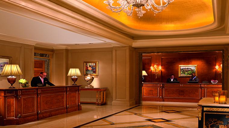 Property RitzCarltonNYCP Hotel PublicSpace LobbyArea RitzCarlton