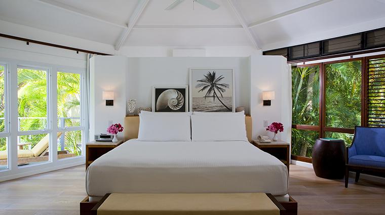 Property RosewoodLittleDixBay Hotel GuestroomSuite TreehouseSuiteBedroom RosewoodHotelsandResortsLLC