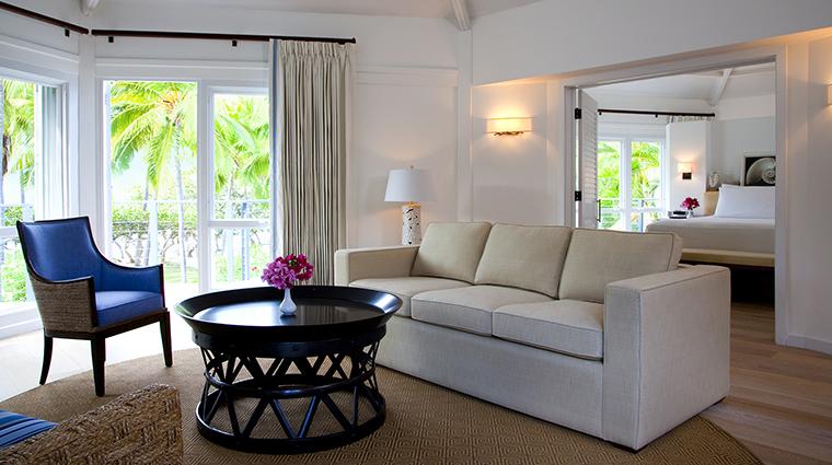 Property RosewoodLittleDixBay Hotel GuestroomSuite TreehouseSuiteLivingRoom RosewoodHotelsandResortsLLC