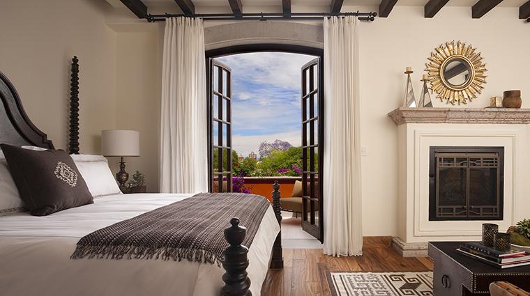 Property RosewoodSanMiguelDeAllende Hotel GuestroomSuite DeluxeColonialRoom RosewoodHotelsandResortsLLC