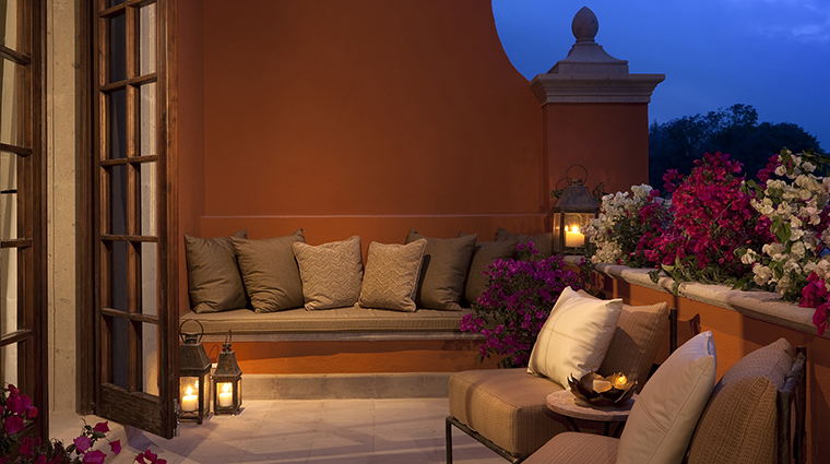 Property RosewoodSanMiguelDeAllende Hotel GuestroomSuite DeluxeColonialTerrace RosewoodHotelsandResortsLLC