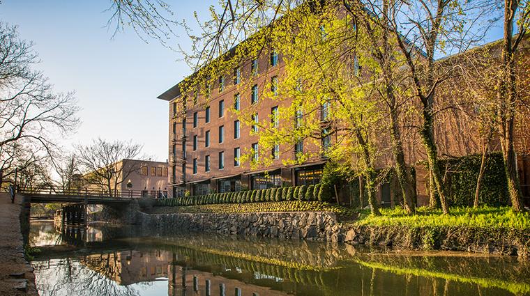 Property RosewoodWashingtonDC Hotel Exterior ExteriorfromCanal RosewoodHotelsandResortsLLC