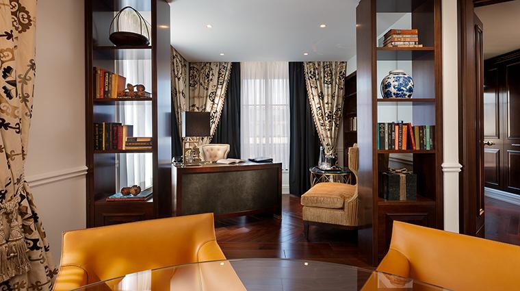Property RosewoodWashingtonDC Hotel GuestroomSuite PresidentialSuiteOffice RosewoodHotelsandResortsLLC