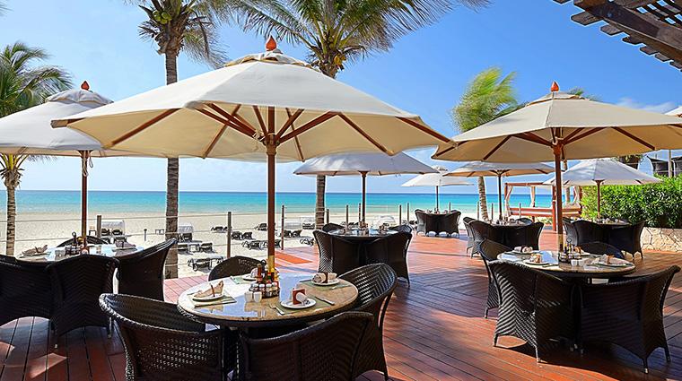 Property RoyalHideawayPlayacar Hotel Dining TheDeck BarceloHotels&Resorts