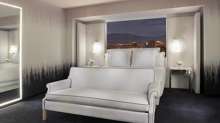 Property SLSLasVegas Hotel GuestroomSuite WorldTowerRoom SBEHotelLicensingLLC