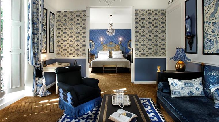 Property SaintJamesParisRelais&Chateaux Hotel GuestroomSuite JuniorSuite Relais&Chateaux
