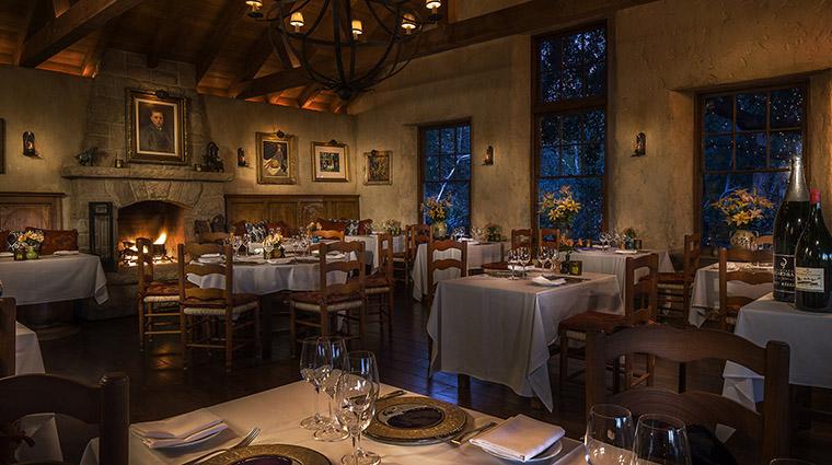 Property SanYsidroRanch Hotel Dining TheStonehouseDiningRoom SanYsidroRanch