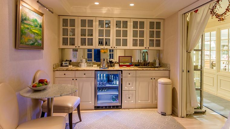 Property SannoSpa Spa Kitchen SaybrookPointInn&Spa
