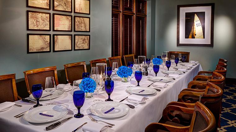 Property Seagars 3 Restaurant Style PrivateDiningRoom CreditHiltonSandestinBeachGolfResortandSpa