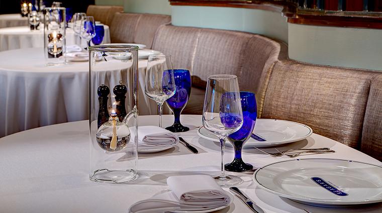 Property Seagars 4 Restaurant Style TableSetting CreditHiltonSandestinBeachGolfResortandSpa