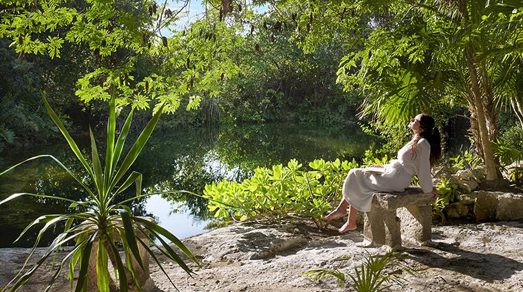 Property SenseARosewoodSpaMayakoba Spa Cenote RosewoodHotelsandResortsLLC