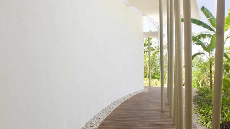 Property SenseARosewoodSpaMayakoba Spa SpaCorridor RosewoodHotelsandResortsLLC