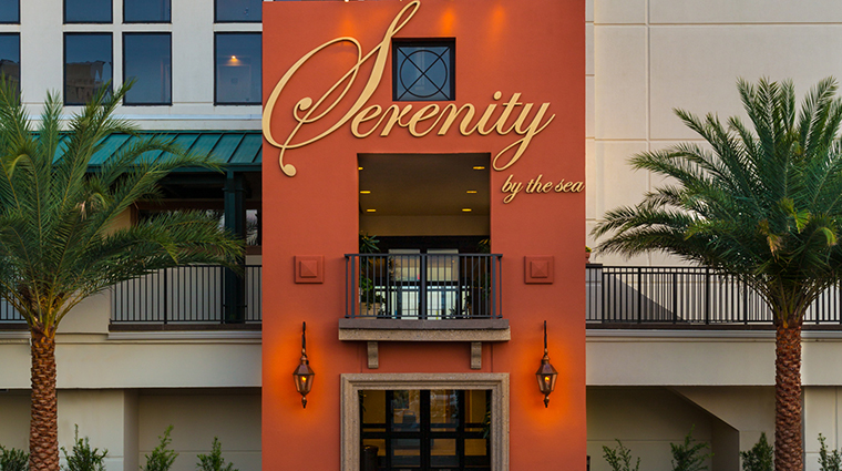 Property SerenityByTheSeaSpa Spa Exterior HiltonWorldwide
