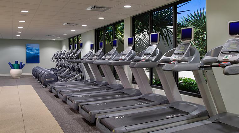 Property SerenityByTheSeaSpa Spa FitnessCenter HiltonWorldwide