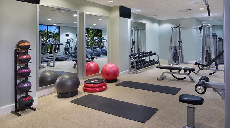 Property SerenityByTheSeaSpa Spa FitnessCenter2 HiltonWorldwide