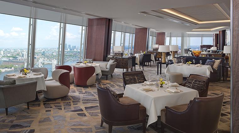 Property ShangriLaHotelAtTheShard Hotel BarLounge TINGLounge ShangriLaInternationalHotelManagementLtd