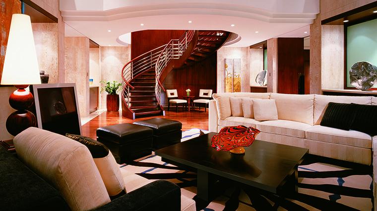 Property ShangriLaHotelDubai Hotel GuestroomSuite AlShamsPresidentialSuiteLounge ShangriLaInternationalHotelManagementLtd