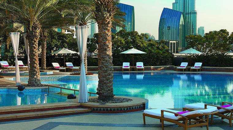 Property ShangriLaHotelDubai Hotel PublicSpacs Pool ShangriLaInternationalHotelManagementLtd