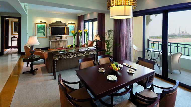 Property ShangriLaHotelQaryatAlBeriAbuDhabi Hotel GuestroomSuite SpecialtySuiteLivingArea ShangriLaInternationalHotelManagementLtd