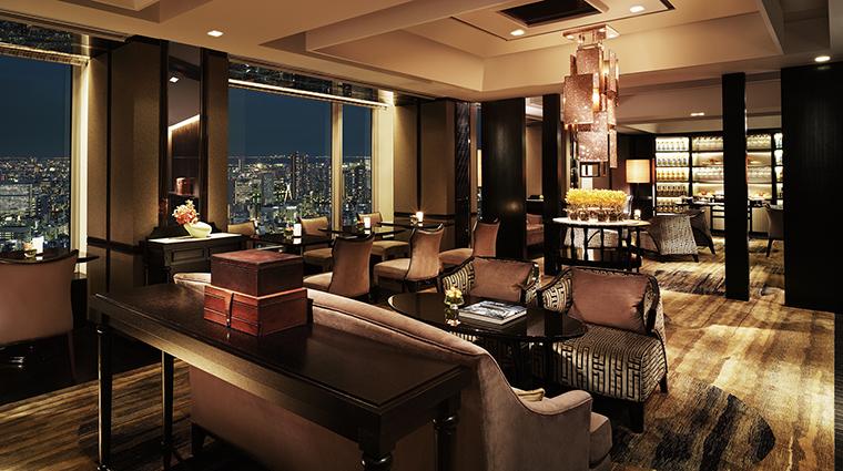 Property ShangriLaHotelTokyo Hotel BarLounge HorizonClubLounge ShangriLaInternationalHotelManagementLtd