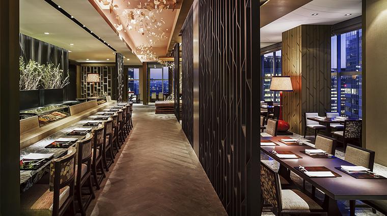 Property ShangriLaHotelTokyo Hotel Dining Nadaman ShangriLaInternationalHotelManagementLtd