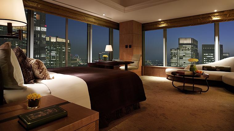 Property ShangriLaHotelTokyo Hotel GuestroomSuite PremierRoom ShangriLaInternationalHotelManagementLtd